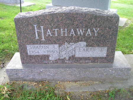 HATHAWAY, LARRY L - Bremer County, Iowa | LARRY L HATHAWAY