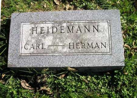 HEIDEMANN, HERMAN - Bremer County, Iowa | HERMAN HEIDEMANN