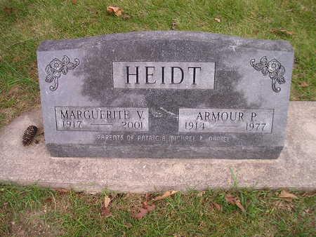 HEIDT, MARGUERITE - Bremer County, Iowa | MARGUERITE HEIDT