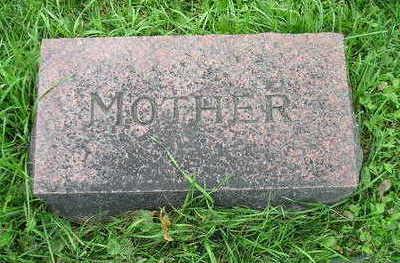 HEINE, MOTHER (SOPHIE) - Bremer County, Iowa | MOTHER (SOPHIE) HEINE
