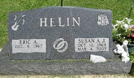 HELIN, SUSAN A. J. - Bremer County, Iowa | SUSAN A. J. HELIN