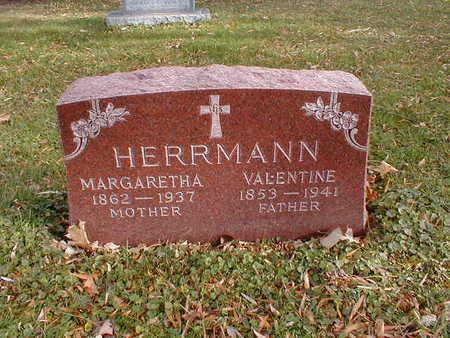 HERRMANN, VALENTINE - Bremer County, Iowa | VALENTINE HERRMANN
