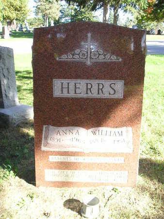 HERRS, ANNA - Bremer County, Iowa | ANNA HERRS