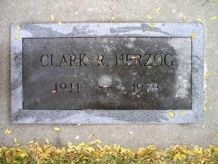 HERZOG, CLARK R - Bremer County, Iowa   CLARK R HERZOG
