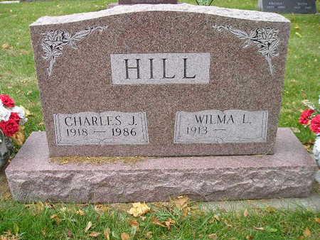 HILL, CHARLES J - Bremer County, Iowa | CHARLES J HILL