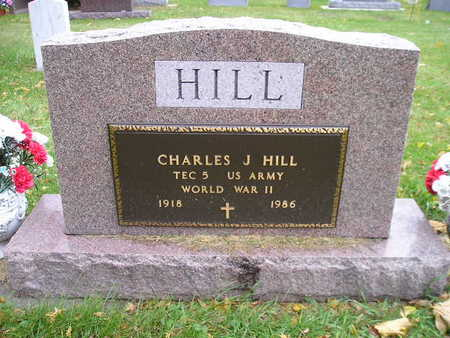 HILL, CHARLES J - Bremer County, Iowa | CHARLES J HILL