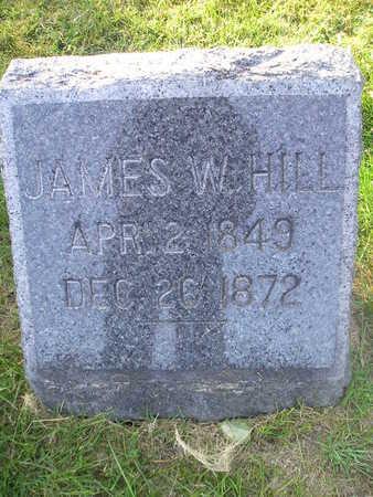 HILL, JAMES W - Bremer County, Iowa | JAMES W HILL