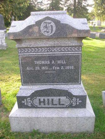 HILL, THOMAS A - Bremer County, Iowa | THOMAS A HILL