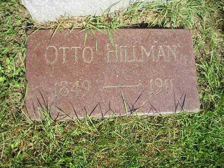 HILLMAN, OTTO - Bremer County, Iowa | OTTO HILLMAN