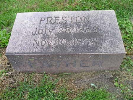 HINDS, PRESTON - Bremer County, Iowa | PRESTON HINDS
