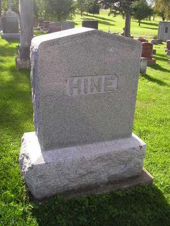 HINE, MURRAY N - Bremer County, Iowa | MURRAY N HINE