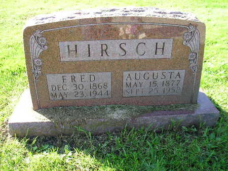 HIRSCH, FRED - Bremer County, Iowa | FRED HIRSCH