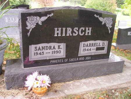 HIRSCH, DARRELL D - Bremer County, Iowa | DARRELL D HIRSCH