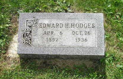 HODGES, EDWARD H. - Bremer County, Iowa | EDWARD H. HODGES