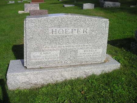HOEPER, EMMA - Bremer County, Iowa | EMMA HOEPER
