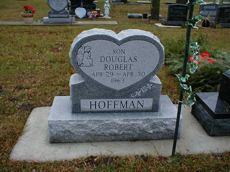 HOFFMAN, DOUGLAS ROBERT - Bremer County, Iowa   DOUGLAS ROBERT HOFFMAN