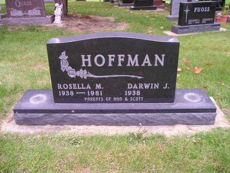 HOFFMAN, DARWIN J - Bremer County, Iowa | DARWIN J HOFFMAN