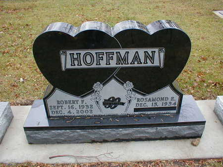 HOFFMAN, ROSAMOND E - Bremer County, Iowa | ROSAMOND E HOFFMAN