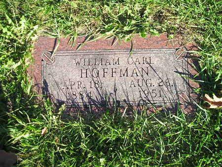 HOFFMAN, WILLIAM CARL - Bremer County, Iowa | WILLIAM CARL HOFFMAN