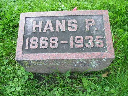 HOHNSBEHN, HANS P - Bremer County, Iowa | HANS P HOHNSBEHN