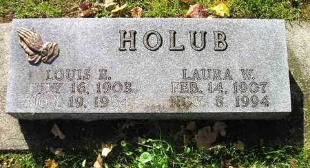 HOLUB, LOUIS E - Bremer County, Iowa | LOUIS E HOLUB