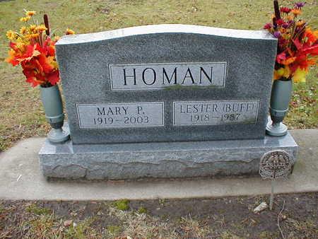 HOMAN, MARY P - Bremer County, Iowa | MARY P HOMAN