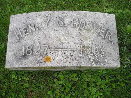 HOOVER, HENRY S - Bremer County, Iowa | HENRY S HOOVER