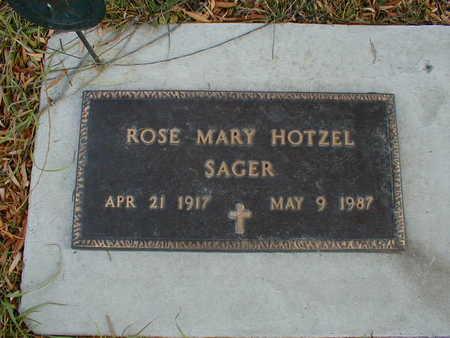 HOTZEL, ROSE MARY - Bremer County, Iowa | ROSE MARY HOTZEL