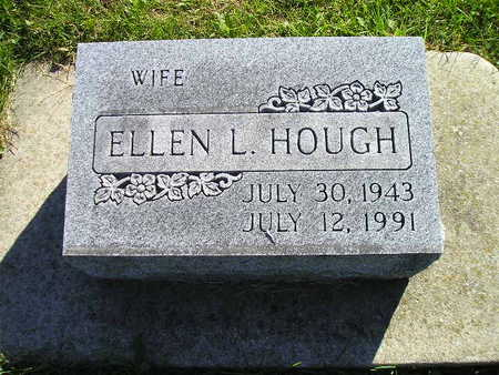 HOUGH, ELLEN L - Bremer County, Iowa | ELLEN L HOUGH