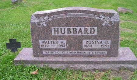 HUBBARD, ROSINA B - Bremer County, Iowa | ROSINA B HUBBARD