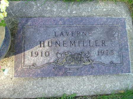 HUNEMILLER, LAVERNE - Bremer County, Iowa | LAVERNE HUNEMILLER