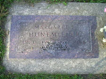 HUNEMILLER, MARGARET L - Bremer County, Iowa | MARGARET L HUNEMILLER