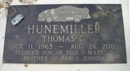 HUNEMILLER, THOMAS G - Bremer County, Iowa | THOMAS G HUNEMILLER