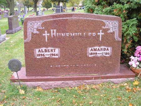 HUNEMULLER, AMANDA - Bremer County, Iowa   AMANDA HUNEMULLER