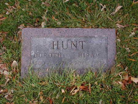 HUNT, HIRAM - Bremer County, Iowa | HIRAM HUNT