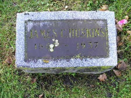 HUSKINS, JAMES C - Bremer County, Iowa | JAMES C HUSKINS