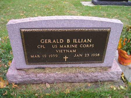 ILLIAN, GERALD B - Bremer County, Iowa | GERALD B ILLIAN