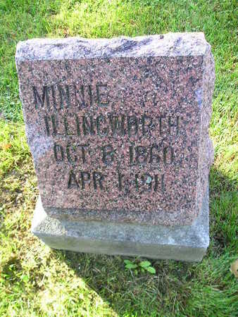 ILLINGWORTH, MINNIE - Bremer County, Iowa | MINNIE ILLINGWORTH