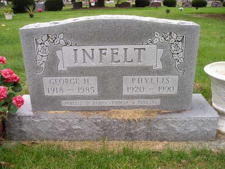 INFELT, PHYLLIS - Bremer County, Iowa | PHYLLIS INFELT