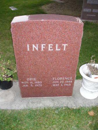 INFELT, FLORENCE - Bremer County, Iowa | FLORENCE INFELT