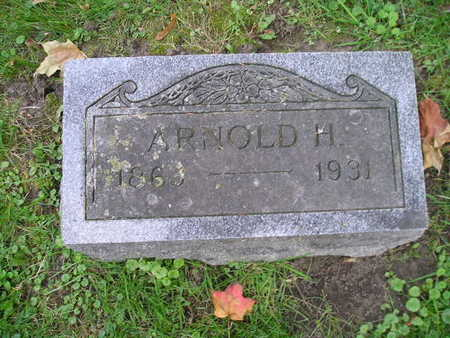 INGERSOLL, ARNOLD H - Bremer County, Iowa | ARNOLD H INGERSOLL