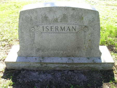 ISERMAN, FAMILY - Bremer County, Iowa | FAMILY ISERMAN
