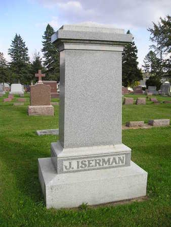 ISERMAN, J FAMILY - Bremer County, Iowa | J FAMILY ISERMAN