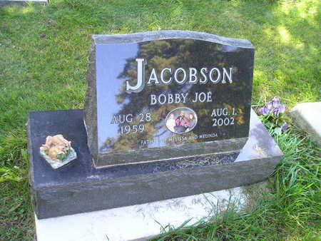 JACOBSON, BOBBY JOE - Bremer County, Iowa   BOBBY JOE JACOBSON
