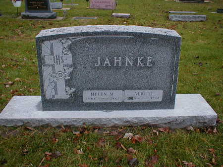 JAHNKE, ALBERT - Bremer County, Iowa | ALBERT JAHNKE