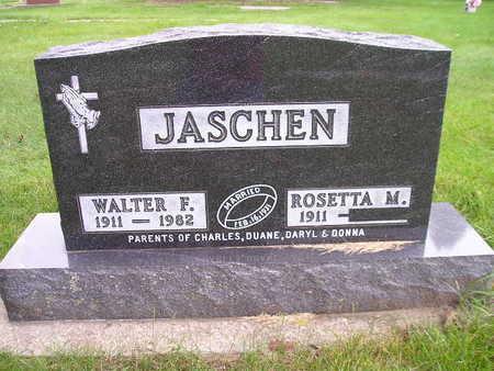 JASCHEN, ROSETTA M - Bremer County, Iowa | ROSETTA M JASCHEN