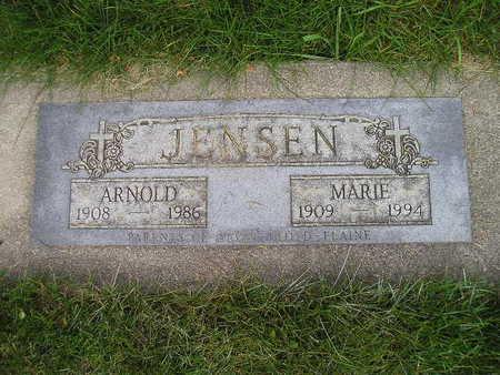 JENSEN, ARNOLD - Bremer County, Iowa | ARNOLD JENSEN