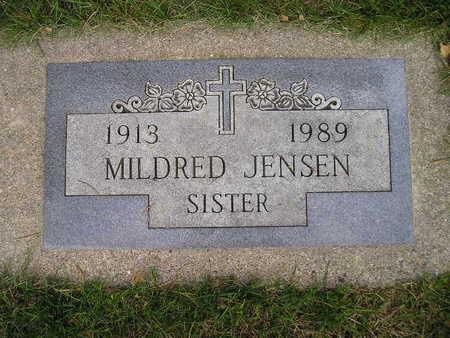 JENSEN, MILDRED - Bremer County, Iowa | MILDRED JENSEN