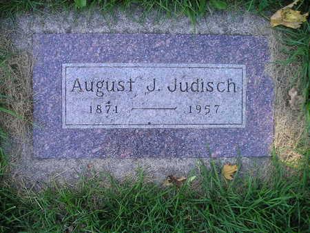 JIDISCH, AUGUST J - Bremer County, Iowa | AUGUST J JIDISCH