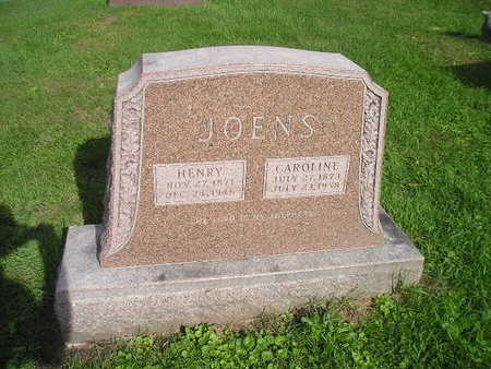 JOENS, CAROLINE - Bremer County, Iowa | CAROLINE JOENS